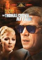 The Thomas Crown Affair - DVD movie cover (xs thumbnail)