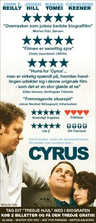 Cyrus - Danish Movie Poster (xs thumbnail)