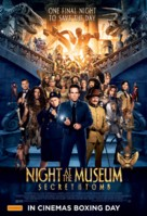 Night at the Museum: Secret of the Tomb - Australian Movie Poster (xs thumbnail)