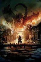 The Hobbit: The Battle of the Five Armies - Key art (xs thumbnail)
