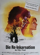 The Reincarnation of Peter Proud - German Movie Poster (xs thumbnail)