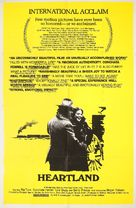 Heartland - Movie Poster (xs thumbnail)