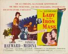 Lady in the Iron Mask - Movie Poster (xs thumbnail)