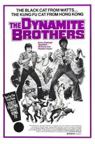 Dynamite Brothers - Movie Poster (xs thumbnail)