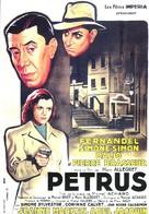 Pétrus - French Movie Poster (xs thumbnail)