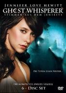 """Ghost Whisperer"" - German DVD movie cover (xs thumbnail)"