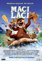 Yogi Bear - Hungarian Movie Poster (xs thumbnail)