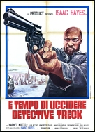 Truck Turner - Italian Movie Poster (xs thumbnail)