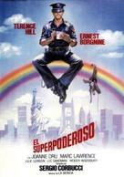 Poliziotto superpiù - Spanish Movie Poster (xs thumbnail)
