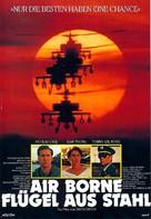 Fire Birds - German Movie Poster (xs thumbnail)