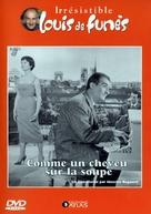 Comme un cheveu sur la soupe - French Movie Cover (xs thumbnail)