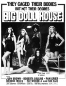 The Big Doll House - Movie Poster (xs thumbnail)