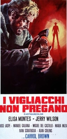 I vigliacchi non pregano - Italian Movie Poster (xs thumbnail)
