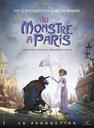 Un monstre à Paris - French Movie Poster (xs thumbnail)