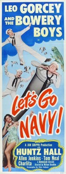 Let's Go Navy! - Movie Poster (xs thumbnail)