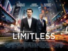 Limitless - British Movie Poster (xs thumbnail)