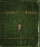 The Lord of the Rings: The Fellowship of the Ring - Blu-Ray cover (xs thumbnail)