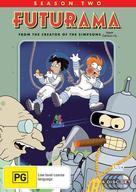"""Futurama"" - Australian DVD movie cover (xs thumbnail)"
