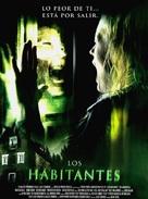 The Abandoned - Peruvian Movie Poster (xs thumbnail)