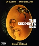 The Serpent's Egg - Blu-Ray cover (xs thumbnail)