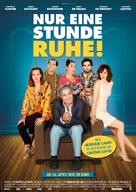 Une heure de tranquillité - German Movie Poster (xs thumbnail)