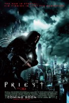 Priest - British Movie Poster (xs thumbnail)