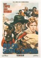 For Whom the Bell Tolls - Italian Movie Poster (xs thumbnail)