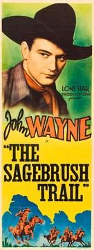 Sagebrush Trail - Movie Poster (xs thumbnail)