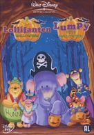 Pooh's Heffalump Halloween Movie - Dutch DVD cover (xs thumbnail)