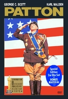 Patton - German Movie Cover (xs thumbnail)