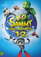 Sammy's avonturen: De geheime doorgang - Hungarian DVD cover (xs thumbnail)