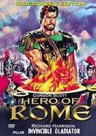 Il colosso di Roma - DVD cover (xs thumbnail)