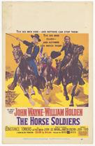 The Horse Soldiers - Movie Poster (xs thumbnail)
