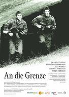 An die Grenze - German Movie Poster (xs thumbnail)