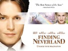 Finding Neverland - British Movie Poster (xs thumbnail)