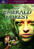 The Emerald Forest - DVD cover (xs thumbnail)