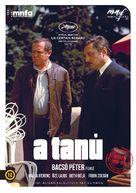 A Tanú - Hungarian Movie Cover (xs thumbnail)