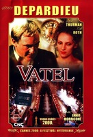 Vatel - Hungarian Movie Cover (xs thumbnail)