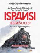 Ispansi! - Spanish Movie Poster (xs thumbnail)