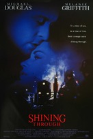 Shining Through - Movie Poster (xs thumbnail)