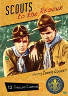 Scouts to the Rescue - DVD cover (xs thumbnail)