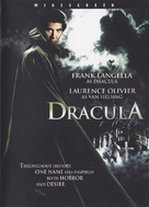 Dracula - DVD movie cover (xs thumbnail)