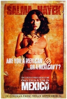 Once Upon A Time In Mexico - British Movie Poster (xs thumbnail)