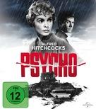 Psycho - German Blu-Ray cover (xs thumbnail)