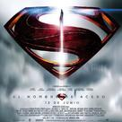 Man of Steel - Argentinian Movie Poster (xs thumbnail)