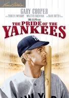 The Pride of the Yankees - Movie Cover (xs thumbnail)