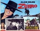 Zorro - Mexican Movie Poster (xs thumbnail)