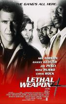 Lethal Weapon 4 - Movie Poster (xs thumbnail)
