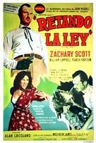 Natchez Trace - Argentinian Movie Poster (xs thumbnail)