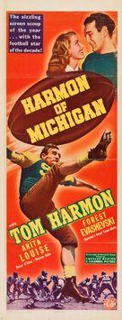 Harmon of Michigan - Movie Poster (xs thumbnail)